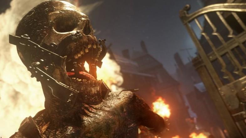 Call of Duty: WW2 Nazi Zombies trailer