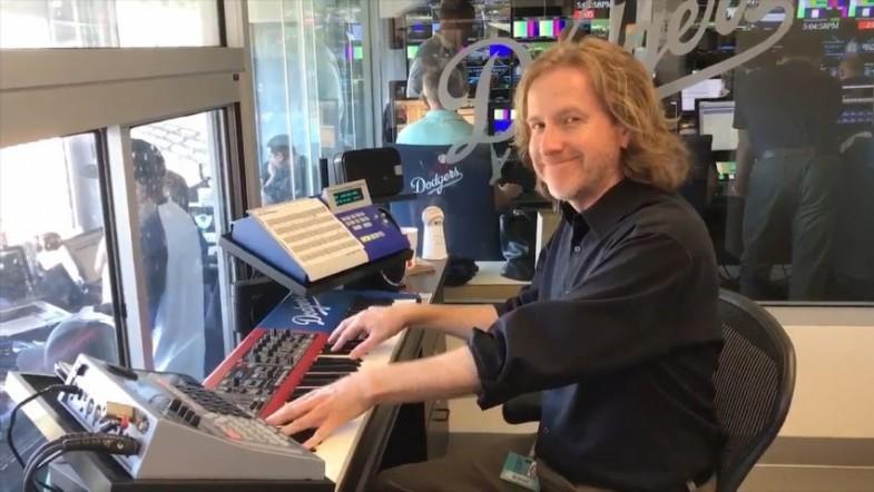 LA Dodgers organist plays Linkin Park hit as Chester Bennington tribute