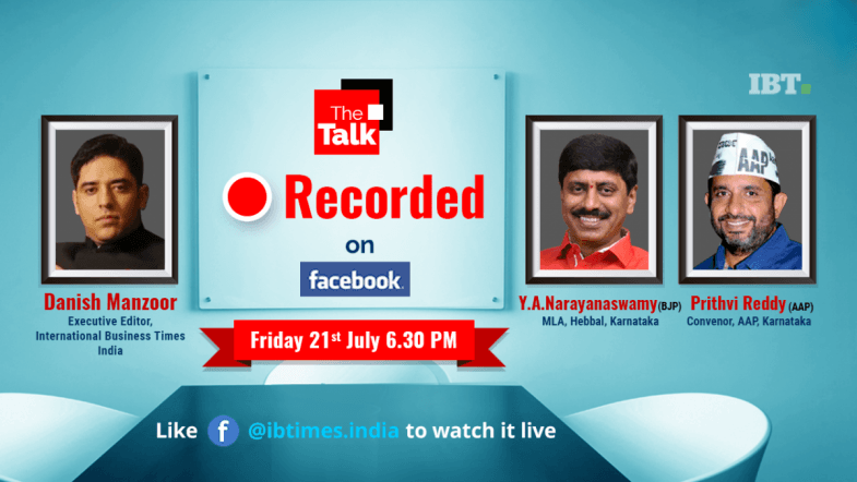 The Talk with Y. A. Narayanaswamy and Prithvi Reddy