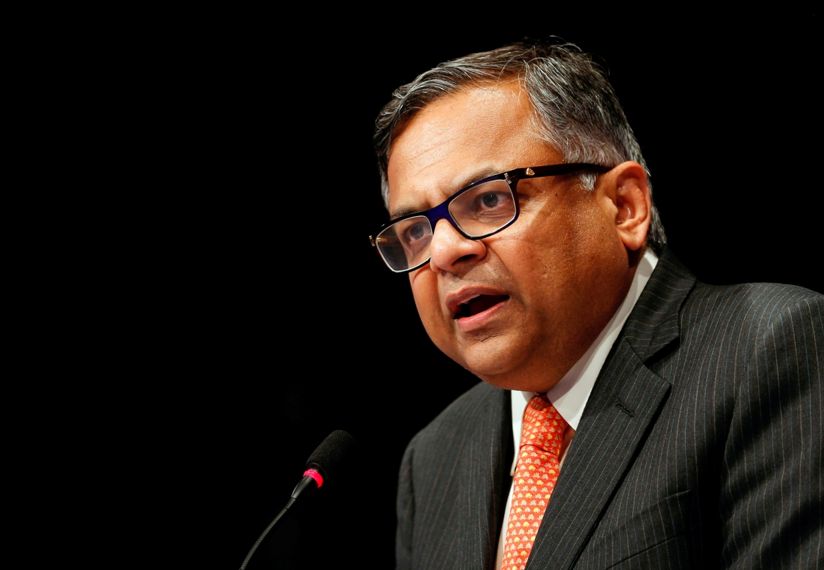 Billion Auto Group >> Tata Group need to consolidate, says Chairman N Chandrasekaran - IBTimes India