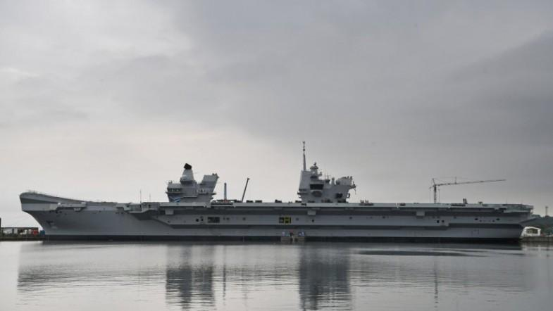 Britain risks tensions with Beijing by patrolling South China Sea