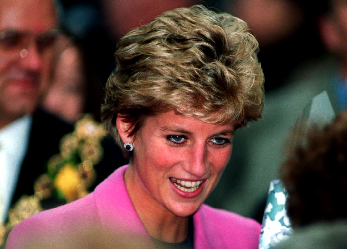 Princess Diana will attend Prince Harry-Meghan Markle wedding, says