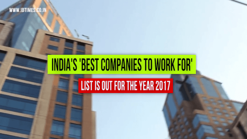Indias 10 best technology companies to work for