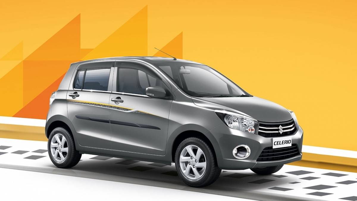 maruti suzuki celerio limited edition launched with chrome. Black Bedroom Furniture Sets. Home Design Ideas