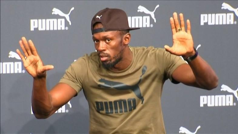 Unbeatable Usain Bolt speaks about his legacy and future