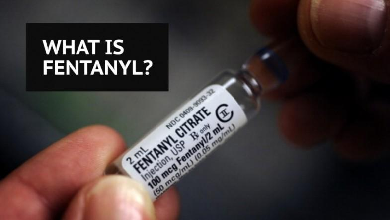 What is fentanyl, the opioid drug 50 times stronger than heroin?