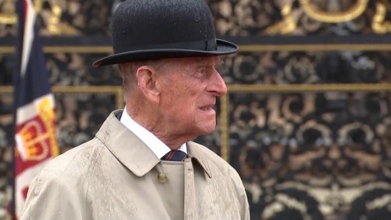 Duke of Edinburgh attends his final royal engagement