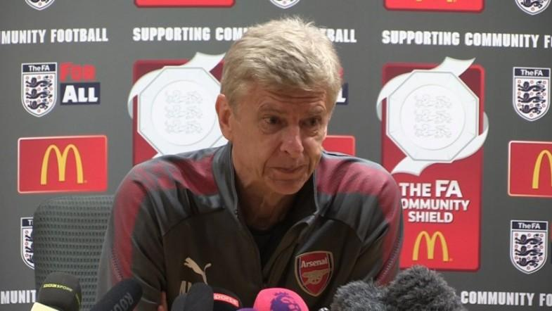 Arsene Wenger grilled over Alexis Sanchezs future at Arsenal