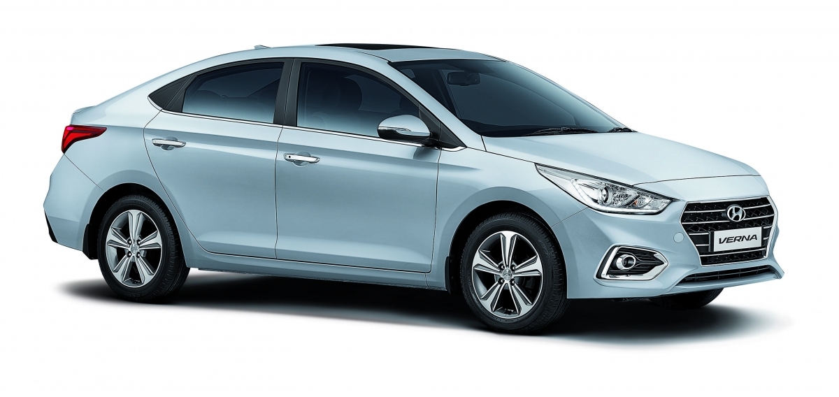 2017 Hyundai Verna India launch LIVE: Price, features ...