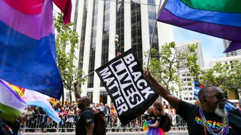 La mayoría de los estadounidenses tienen una visión desfavorable de Black Lives Matter