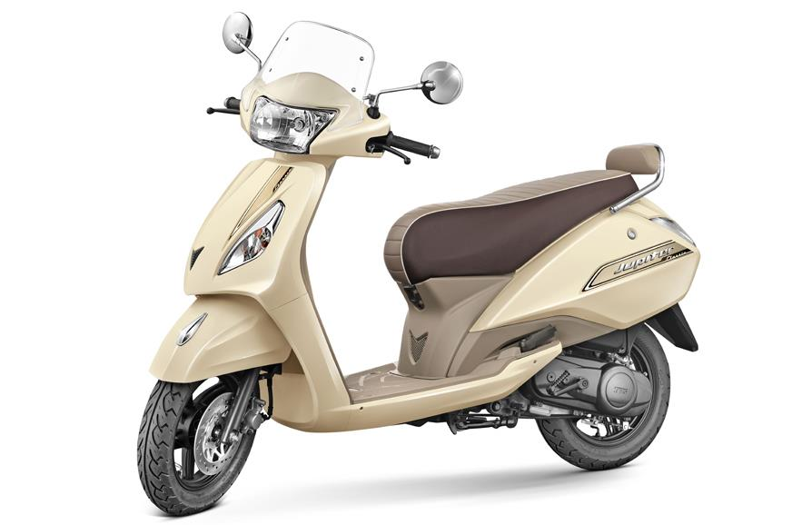 TVS Jupiter Classic launched at Rs 55,266; thrusts on ...