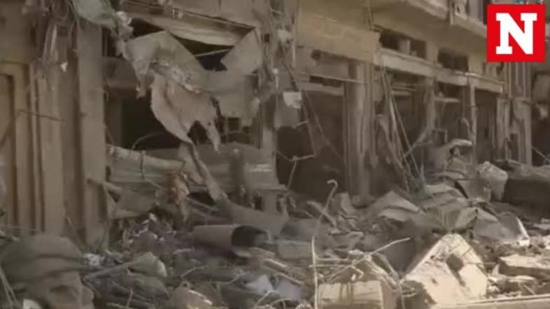US continues deadly airstrikes in Raqqa in efforts to liberate city from Isis