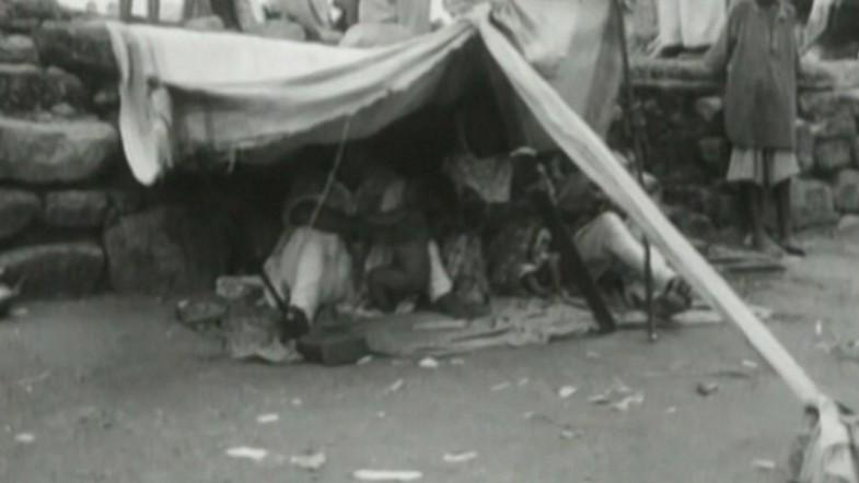 Archive footage marks 70 years since bloody partition of India