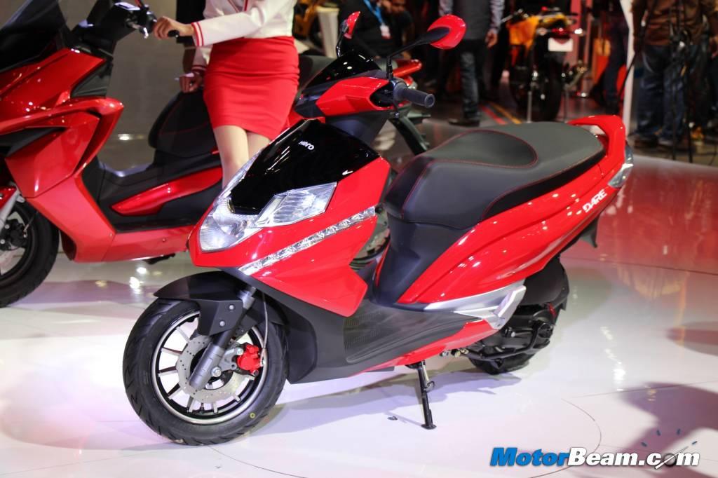 Yamaha Zmr Scooty