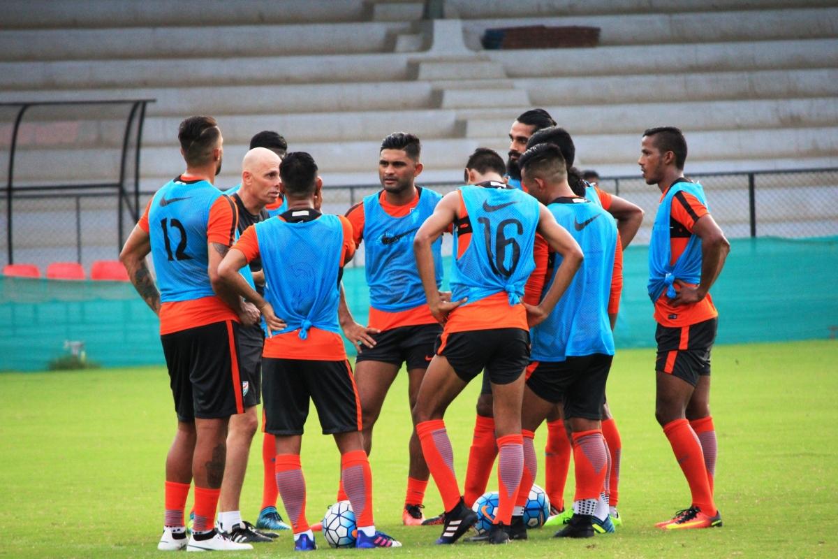 India Vs Mauritius Football 2017 Live: Watch Tri-nation