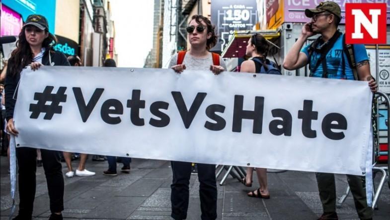Veterans resist Trumps transgender military ban
