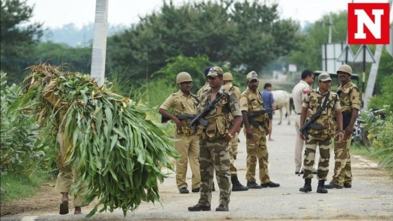 Indian states in lockdown for godmans sentencing