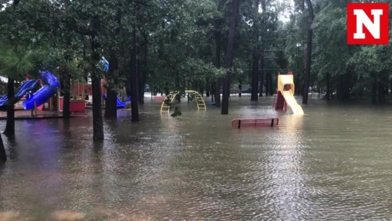 Trump rolled back Obamas flood rules before Hurricane Harvey