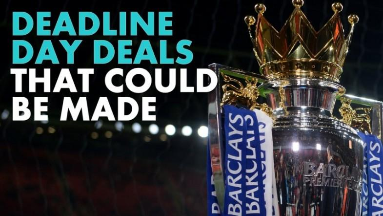 Premier League transfer deadline day deals that could be made