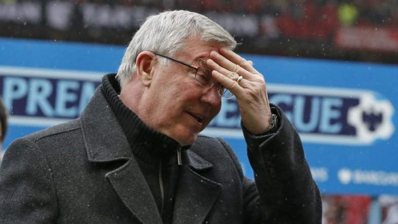 Sir Alex Ferguson is not impressed with the current transfer window
