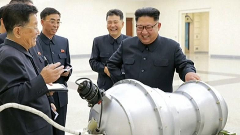 North Korea conducts its sixth nuclear test