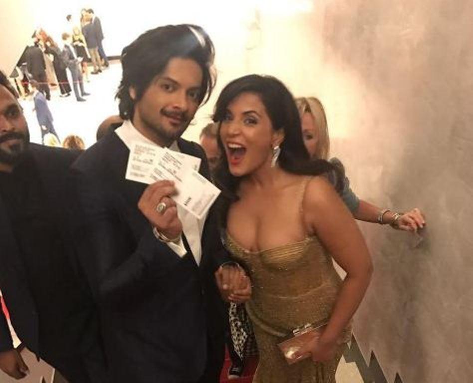 Fukrey 2 Actors Richa Chadha, Ali Fazal Make Their Relationship Official - Ibtimes India-3956