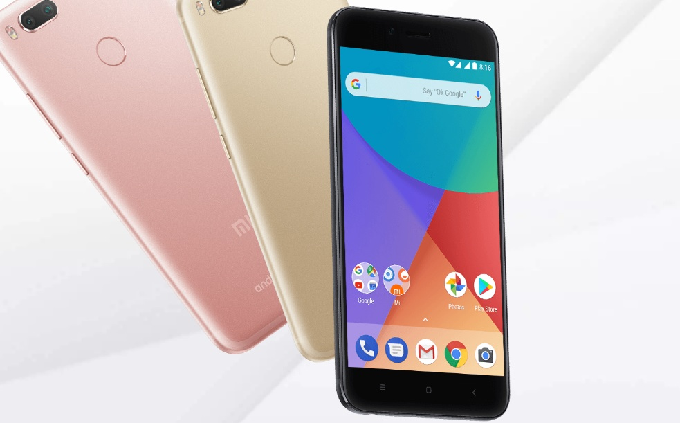 Xiaomi Mi A1 Android One Launched In India At Rs 14 999