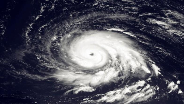 International Space Station captures view of Hurricane Irma