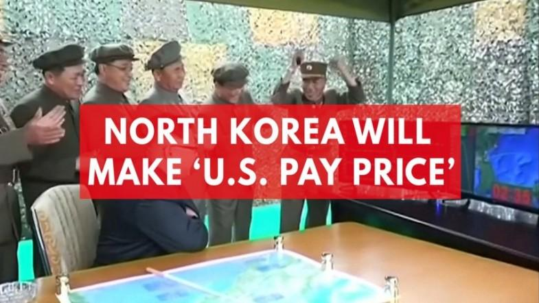 North Korea will make US pay price if new sanctions approved
