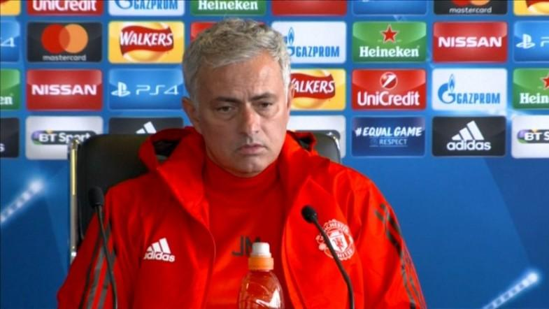 Manchester United boss Jose Mourinho relishing Champions League challenge