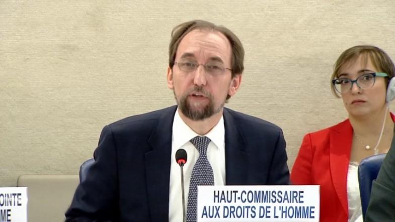 UN human rights chief calls Rohingya crisis Textbook example of ethnic cleansing
