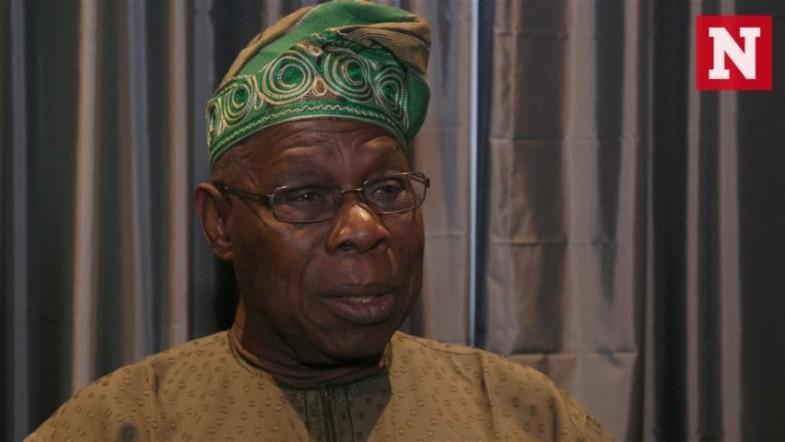 Nigeria President Buhari must meet Biafra Chief Nnamdi Kanu, says former leader Obasanjo