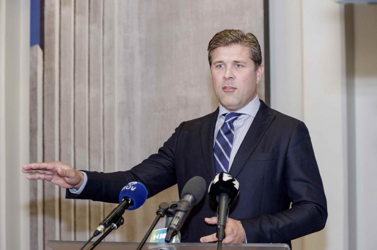 iceland paedophile row brings down iceland government as