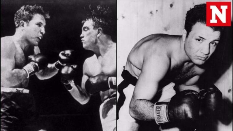 Raging Bull boxing legend Jake LaMotta dies aged 95