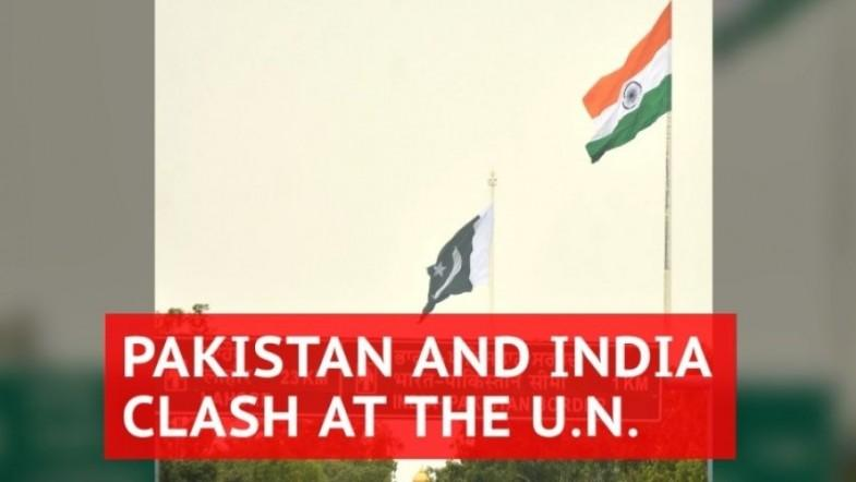 Pakistan rakes up Kashmir issue at UN, accuses India of war crimes