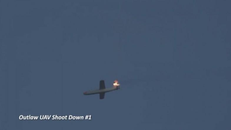 Watch Lockheed Martins lethal new laser weapon take down an airborne drone