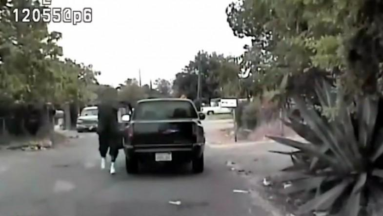 Dramatic footage shows shootout with Sacramento police results in suspect killed