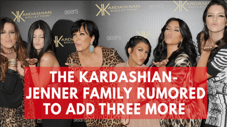 Everything We Know So Far About Kylie Jenner, Khloe And Kim Kardashian Pregnancies