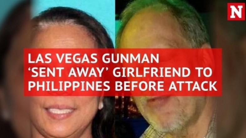 Girlfriend of Las Vegas gunman says she had no warning of massacre