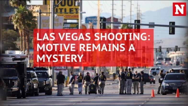 Las Vegas police say they pursued more than a 1,000 leads, but still no clear motive