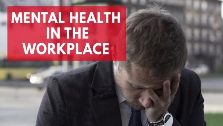 Mental health in the workplace - by the numbers