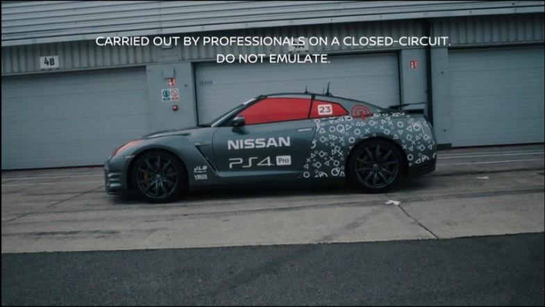 Nissan GT-R/C - The ultimate remote-control car for gamers