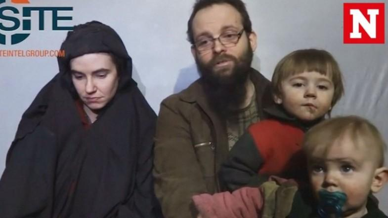 Canadian-American family released by Taliban-linked group after five years in captivity