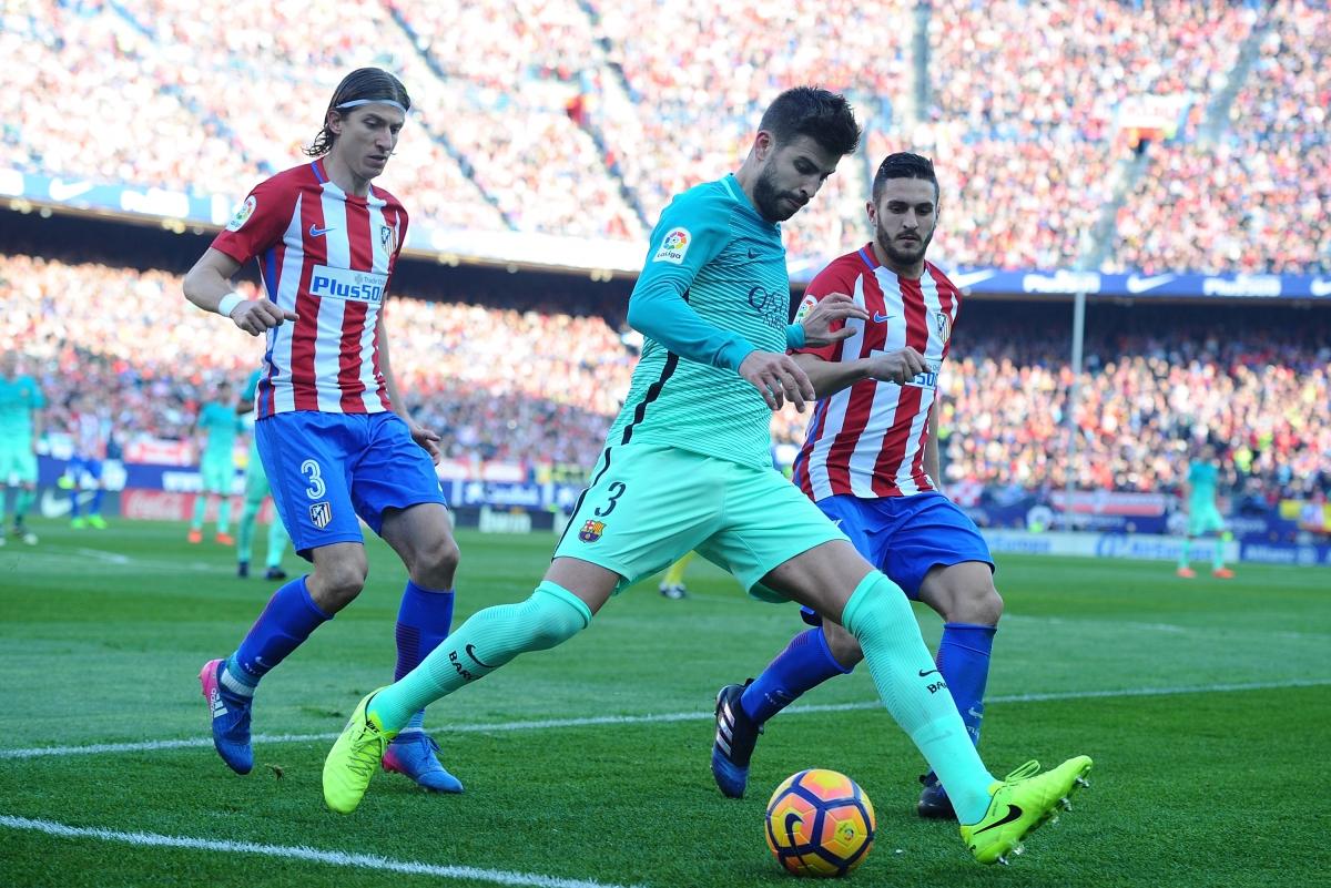 Atletico Madrid Vs Barcelona Live Streaming Watch La Liga
