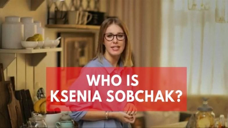 Who is Ksenia Sobchak, the Russian TV personality who has announced her 2018 presidential bid?