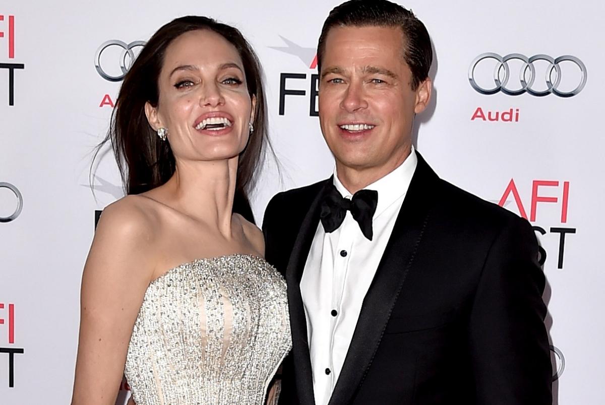 Angelina dating