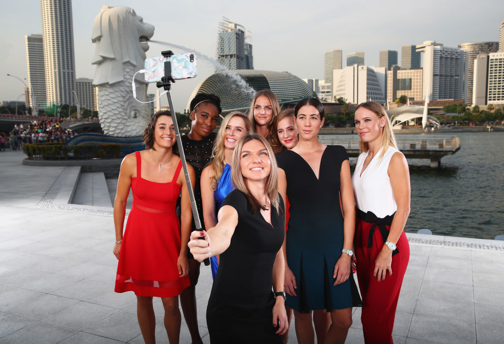 Tennis All You Need To Know About Wta Finals 2017