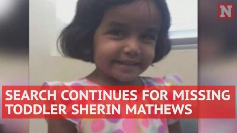 Search continues for missing toddler Sherin Mathews