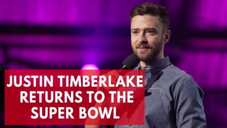 Justin Timberlake will headline Super Bowl LII halftime show