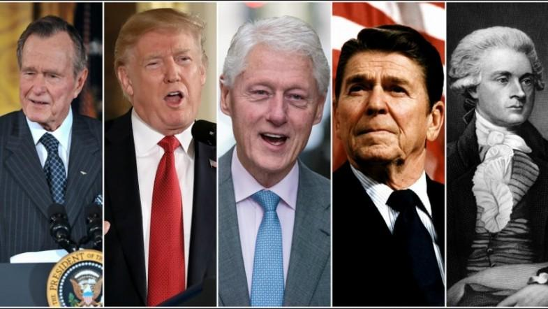 Five US presidents who have been accused of sexual misconduct